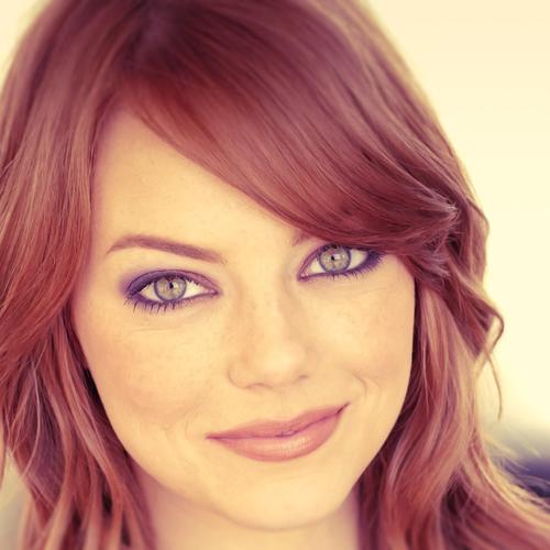 Emma Stone portrait pretty face