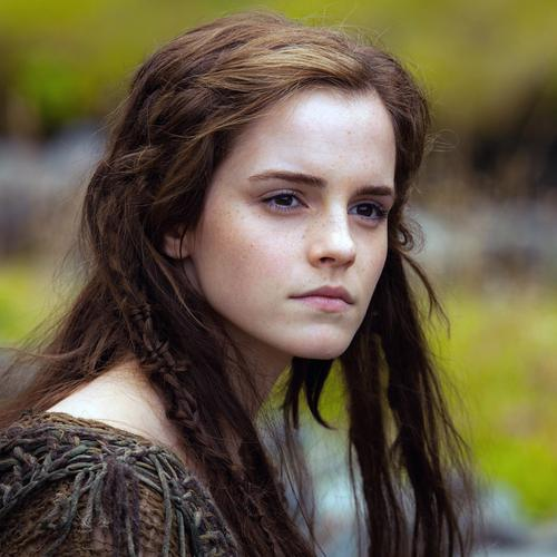 Emma Watson in Noah movie 2014