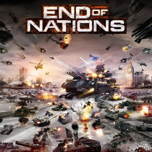 End of Nations tapet
