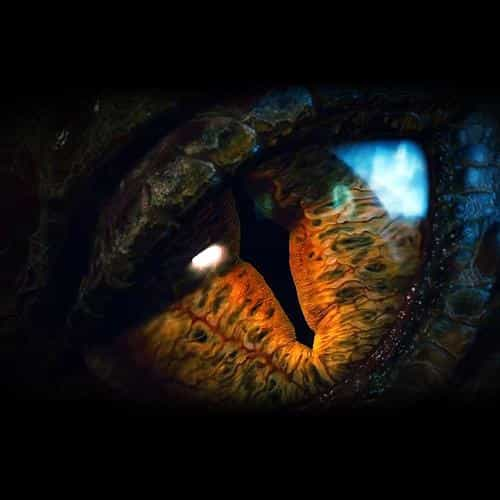 eye dragon film hobbit the battle five armies art dark