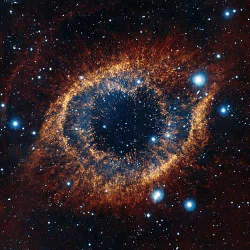 eye of space star galaxy
