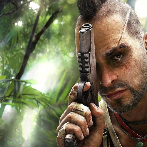 Far Cry 3 Vaas fonds d