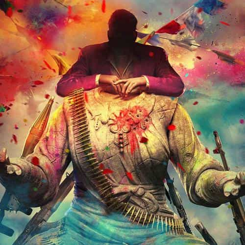 far cry 4 game art digital