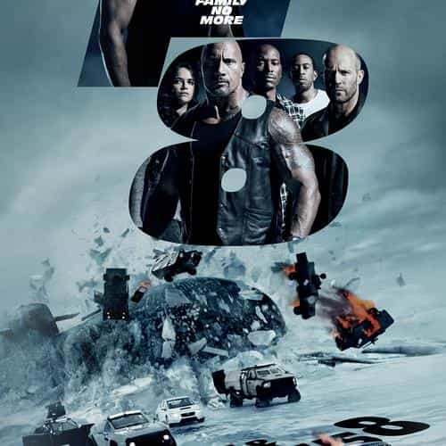 fast and furious 8 poster film illustration art