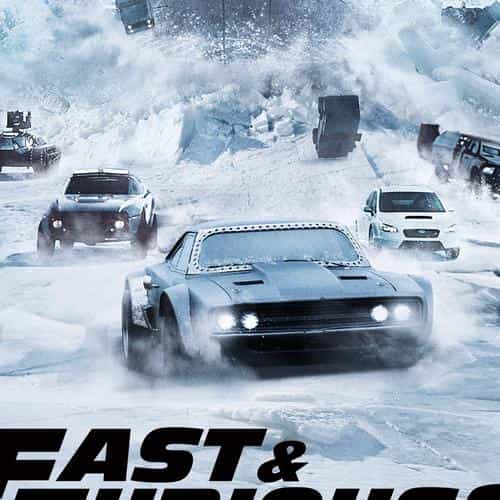fast and furious film illustration art