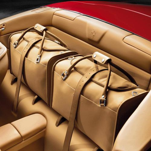 Ferrari california back seats wallpaper
