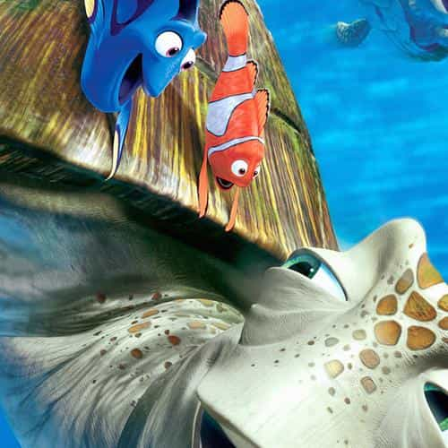 finding nemo disney pixar illust sea animals