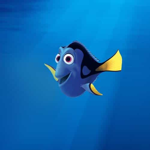 finding nemo dory disney art