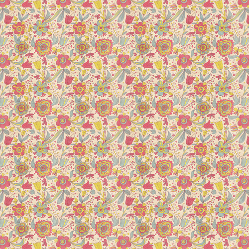 Download Flower pattern High quality wallpaper