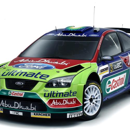 Ford Focus RS WRC tapeta