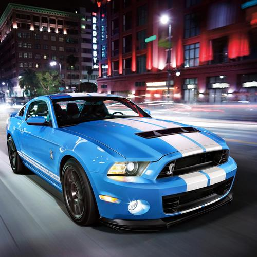 Ford Shelby GT500 2014 wallpaper