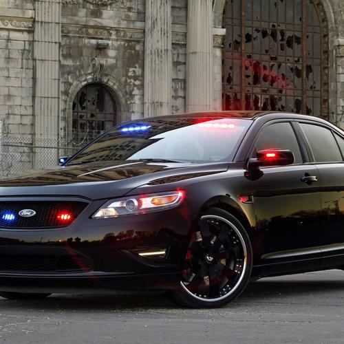 Ford Stealth Police Interceptor wallpaper