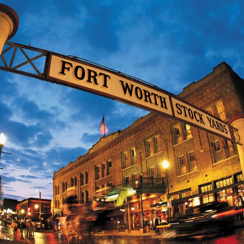 Fort Worth National Historic Yards