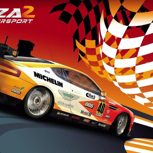 Forza Motorsport 2 wallpaper