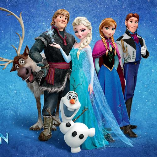 Frozen 2013 Movie wallpaper
