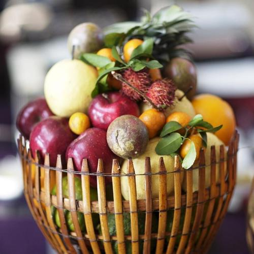 Download Fruits In The Basket High quality wallpaper