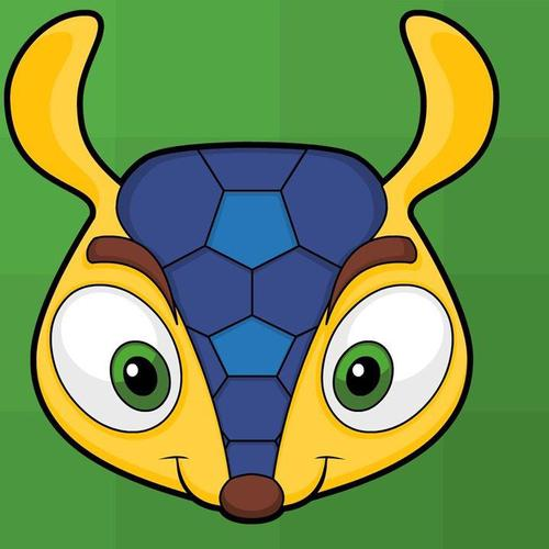 Fuleco - Mascot of World cup 2014 wallpaper
