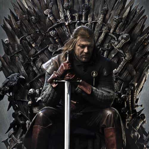 game of thrones sitting