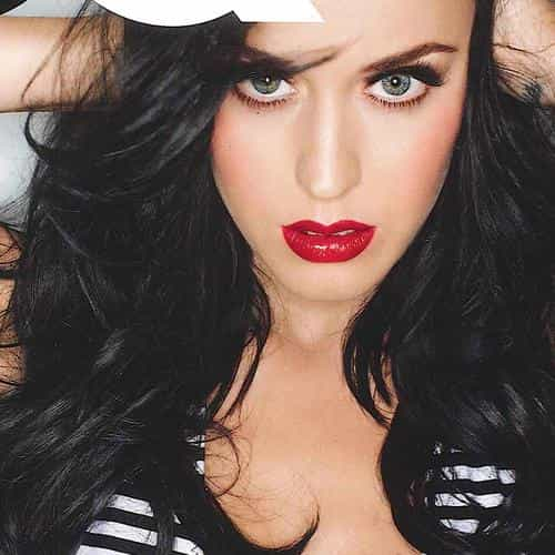 gq katy perry girl music face