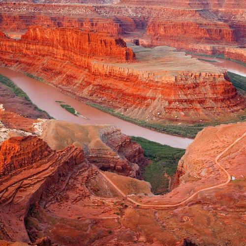 Grand Canyon Bend tapeta