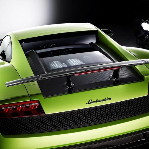 Green Lamborghini Gallardo 25 wallpaper