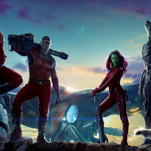 Guardians of the Galaxy movie 2014 wallpaper