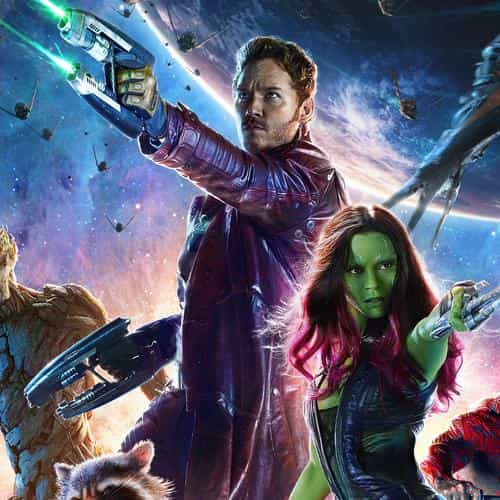 guardians of the galaxy poster film