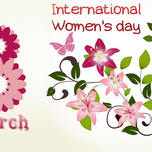 Happy international women day 2014 wallpaper
