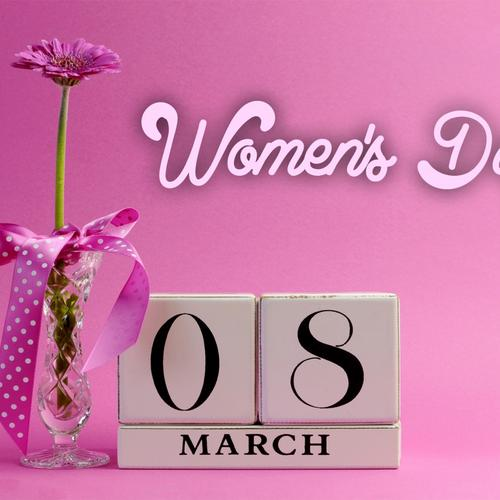 Happy international women day wallpaper
