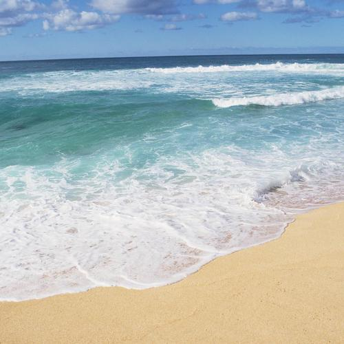 Hawaii Beach Shores wallpaper