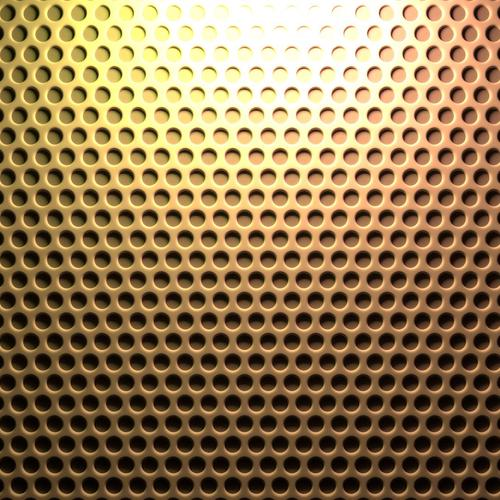 Honeycomb texture wallpaper