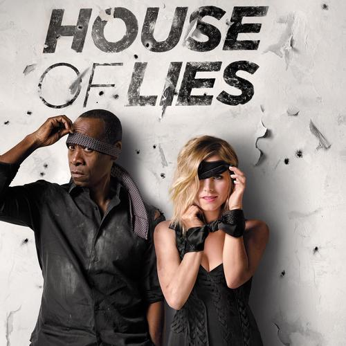 House of Lies TV Series behang