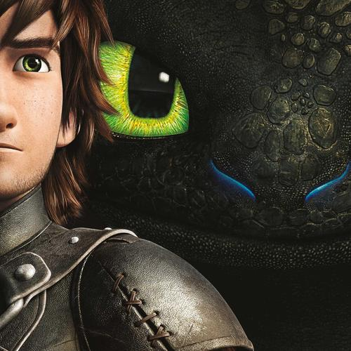 How To Train Your Dragon 2 behang