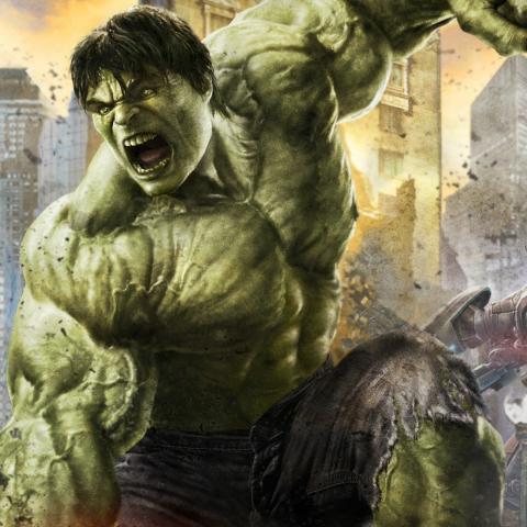Hulk Smash tapety na plochu