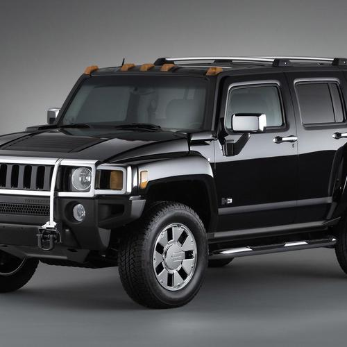Hummer H3 Suv wallpaper