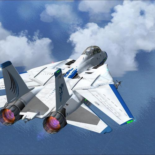 Incredible fighter aircraft