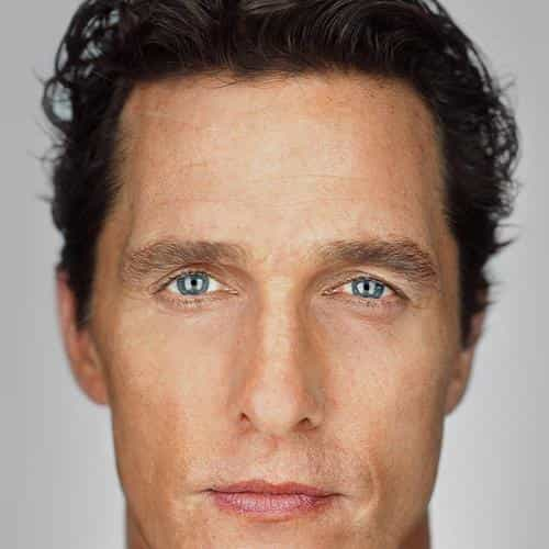 interstellar celebrity matthew mcconaughey