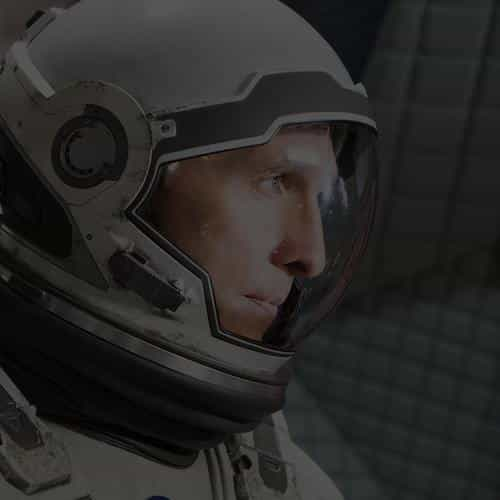 interstellar cooper film dark actor matthew mcconaughey