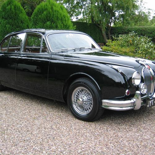 Jaguar Mk 2 wallpaper