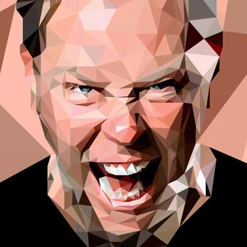 james hetfield music metallica