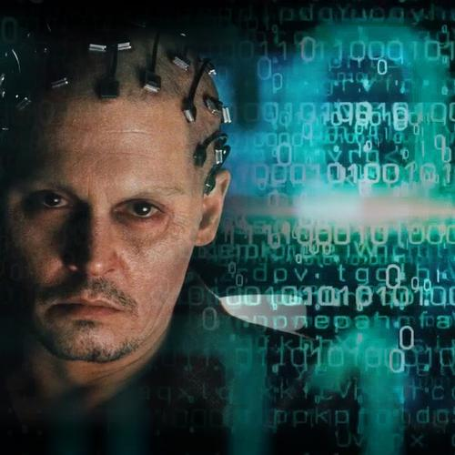 Johnny Depp in Transcendence movie 2014 wallpaper