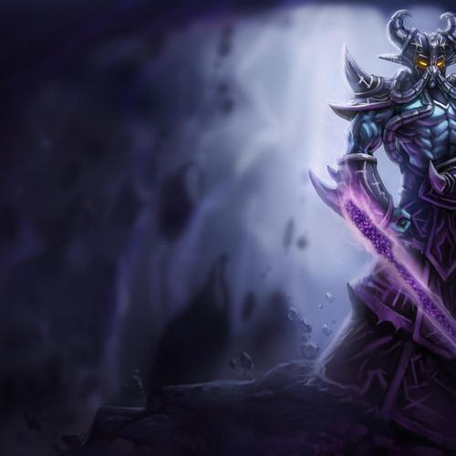 Kassadin - League of Legends wallpaper