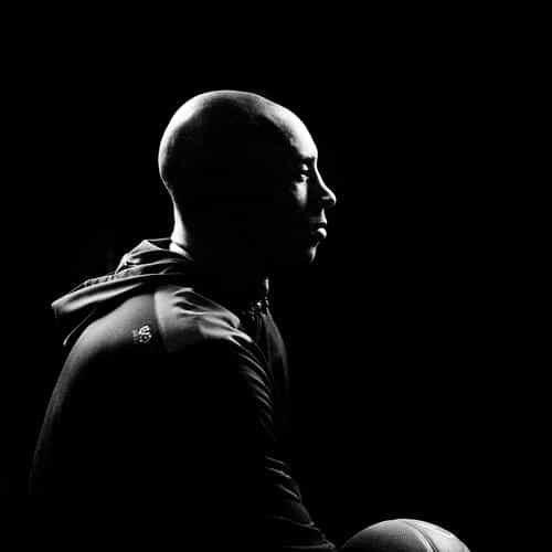kobe bryant nba sports basketball dark