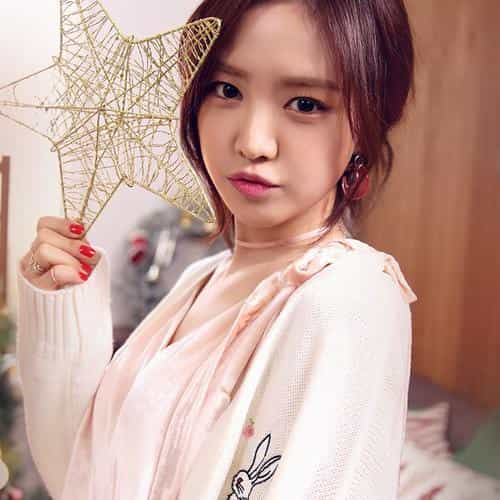 kpop girl cute christmas apink