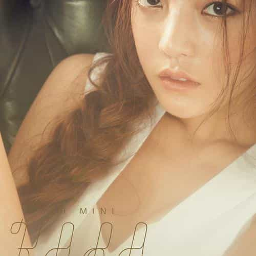kpop gu hara mini music album sexy