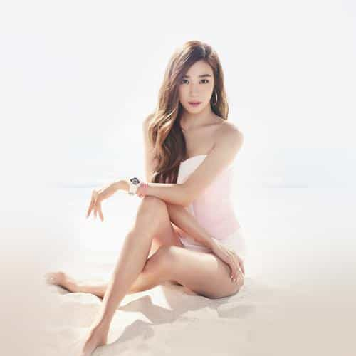 kpop snsd tiffany sexy music beach
