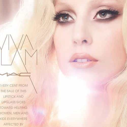 lady gaga mac face girl music