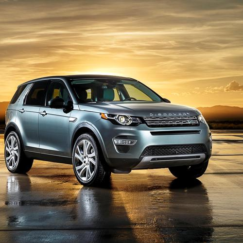 Land Rover Discovery Sport 2015 wallpaper