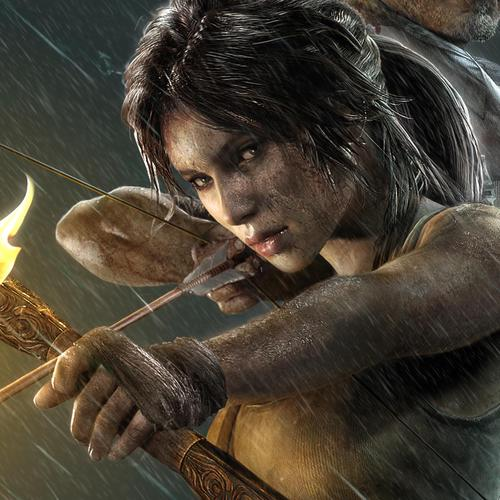 Lara Croft 2014 wallpaper