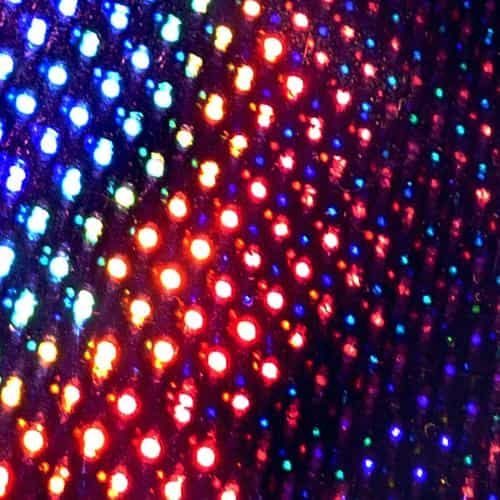 laser night club pattern rainbow